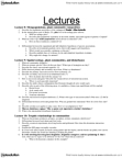 BIO120H1 Study Guide - Midterm Guide: Dune, Insular Biogeography, Conservation Biology