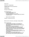 FSN 232 Study Guide - Holt Renfrew, Making Money, Michelle Obama