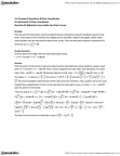 MAT136H1 Lecture Notes - Polar Coordinate System, Strategy First