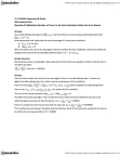 MAT136H1 Lecture Notes - Alternating Series Test, Alternating Series