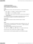 MAT136H1 Study Guide - Midterm Guide: Ratio Test, Conditional Convergence