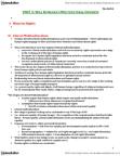 SOSC 3375 Study Guide - Secular Humanism, Securitization, Distinct Society