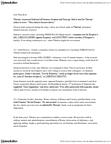 CLST 201 Lecture Notes - Gaius Silius, Mauretania Tingitana, Mauretania Caesariensis