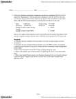 BUS 251 Study Guide - Final Guide: Cash Flow Statement, Inventory Turnover, Operating Cash Flow