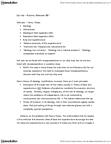 ENGL 292 Lecture Notes - Panopticon, Semiotics, Bracketing