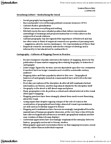 GG270 Chapter Notes -Trans-Cultural Diffusion, Great Divergence, Deconstruction