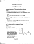 ENGG 3260 Lecture Notes - Escalator, Thermostat, Control Volume