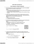 ENGG 3260 Study Guide - Quiz Guide: Surface Tension, Compressed Air Energy Storage, Intensive And Extensive Properties