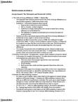 SOC203H1 Lecture Notes - Lecture 10: Montesquieu, Alexis De Tocqueville, Cultural Relativism
