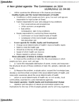 HLTC05H3 Lecture Notes - Health Equity, Food Security, World Health Organization