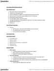 BU121 Chapter Notes -Financial Statement, Income Statement, Net Present Value