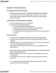 Psychology 2035A/B Chapter Notes -Social Exchange Theory, Physical Attractiveness, Sexual Orientation