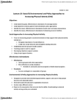Kinesiology 2276F/G Lecture Notes - Lecture 15: Active Transport, Weight Training, Outdoor Recreation