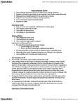 ADMS 1010 Study Guide - Absolute Advantage, International Trade, United States House Committee On Oversight And Government Reform