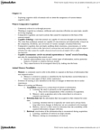 PS261 Chapter Notes - Chapter 11: Morris Water Navigation Task, Procedural Memory, Spatial Memory