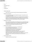 PSYC12H3 Lecture Notes - Lecture 8: Stereotype Threat, Working Memory, Self-Control