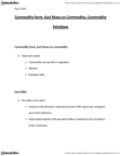 CMNS 1115 Lecture Notes - Lecture 1: Commodity Fetishism, Social Relation