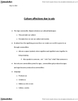 Culture affections due to ads (lecture four - may 31 2012).docx