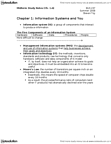 BUS 237 Study Guide - Midterm Guide: Computer Hardware, Local Area Network, Application Software