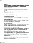 PSYC 3690 Chapter Notes -Blood Alcohol Content, Randomized Controlled Trial, Bacs