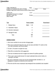 ADMS 3595 Study Guide - Treasury Stock, Call Option, Net Income