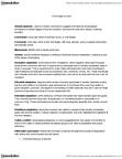 SOC 1500 Chapter Notes -Cesare Lombroso, Atavism, Differential Association