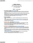 DEVS 100 Study Guide - Final Guide: Total War, Lester B. Pearson, Rick Hillier