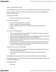 PSY333H1 Chapter Notes - Chapter 9: Sport Psychology, Goal Setting