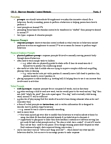 PSYB45H3 Chapter Notes - Chapter 11: Cud, Alarm Clock, Errorless Learning