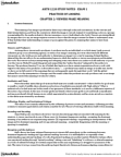 ARTH 2220 Study Guide - Final Guide: Clement Greenberg, Michel De Certeau, Cultural Appropriation