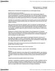 POL101Y1 Lecture Notes - Lecture 11: Radical Change, Mikhail Gorbachev, Perestroika