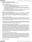 Biology 1090 Textbook Notes (final exam)