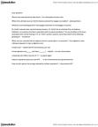 BIOL 1020 Study Guide - Quiz Guide: Nucleoid, Zygosity, Chemiosmosis