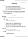 PSYC 2400 Lecture Notes - Lecture 12: Longitudinal Study, Recognition Memory, Problem Solving