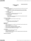 PSYC 2400 Lecture Notes - Lecture 13: Conscientiousness, Black Sheep, Note-Taking
