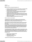 RELG 202 Lecture Notes - Lecture 3: Jahwist, First Story, Documentary Hypothesis