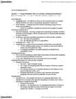 SOC202H1 Lecture Notes - Sample Size Determination, Statistical Parameter, Sampling Error