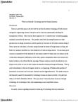 ENGC44H3 Lecture Notes - Bill Mckibben, Cyborg