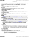 RSM361H1 Study Guide - Classical Conditioning, Operant Conditioning, Observational Learning