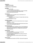 ECON 101 Lecture Notes - Diminishing Returns, Shortage, North American Free Trade Agreement