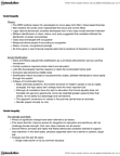 SOCY 122 Lecture Notes - Lecture 6: Social Inequality, Sex Segregation, Consciousness Raising