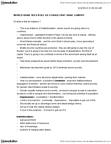 POLB81H3 Lecture Notes - Debt Relief, Human Capital, Millennium Development Goals
