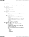 Geography 2122A/B Chapter Notes -Developable Surface, Map Projection