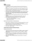 PSYB10H3 Chapter Notes - Chapter 1: Developmental Psychology, Egg Cell, Confounding