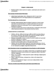 PSYB10H3 Chapter Notes - Chapter 7: Parenting Styles, Internalization, Ob River