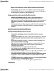PSYB10H3 Chapter Notes - Chapter 8: Congenital Adrenal Hyperplasia, Double Standard, Premarital Sex