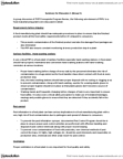 FOOD 4310 Study Guide - Hand Washing, Food Contaminant, Product Recall