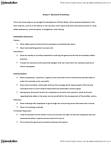 FOOD 4310 Chapter Notes -Hand Washing