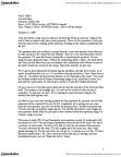 FACS 1900 Lecture Notes - Al Jolson, Robert Gill, Baffin Island
