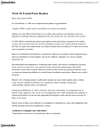 FILM 1701 Lecture Notes - Diegesis, Jean Renoir, War Film